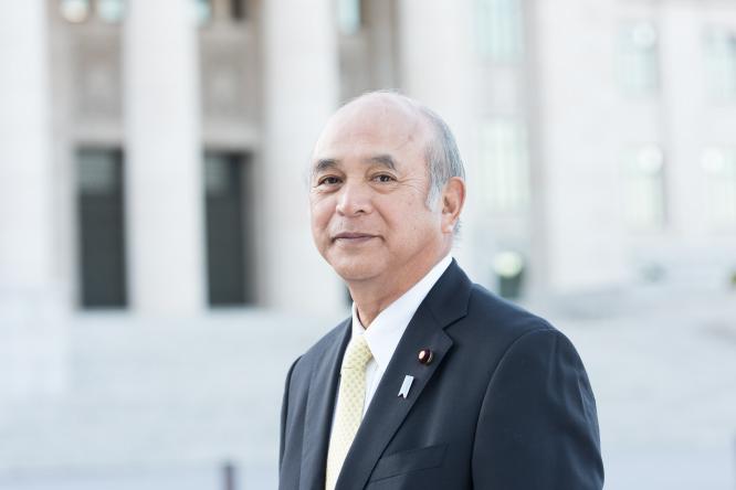 私の決意 参議院議員つげ芳文(...